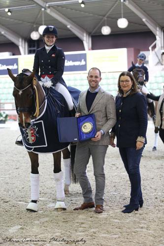 Equine MERC Luc van Moorsel